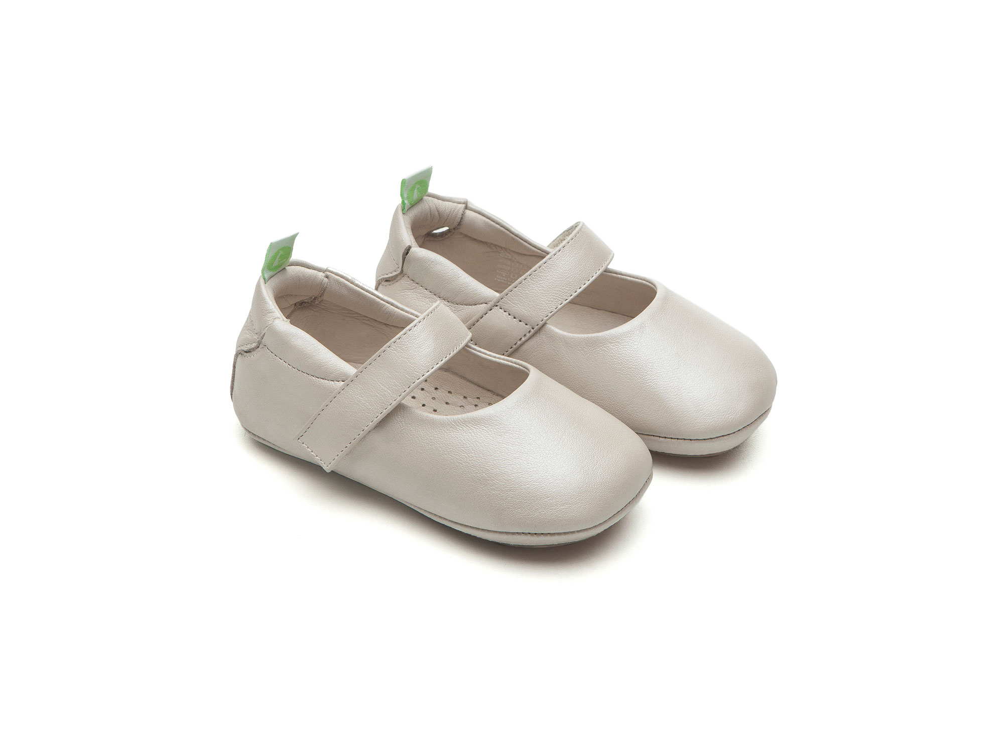 Baby Shoes Mary Janes Shoes Dolly Beige Size 14