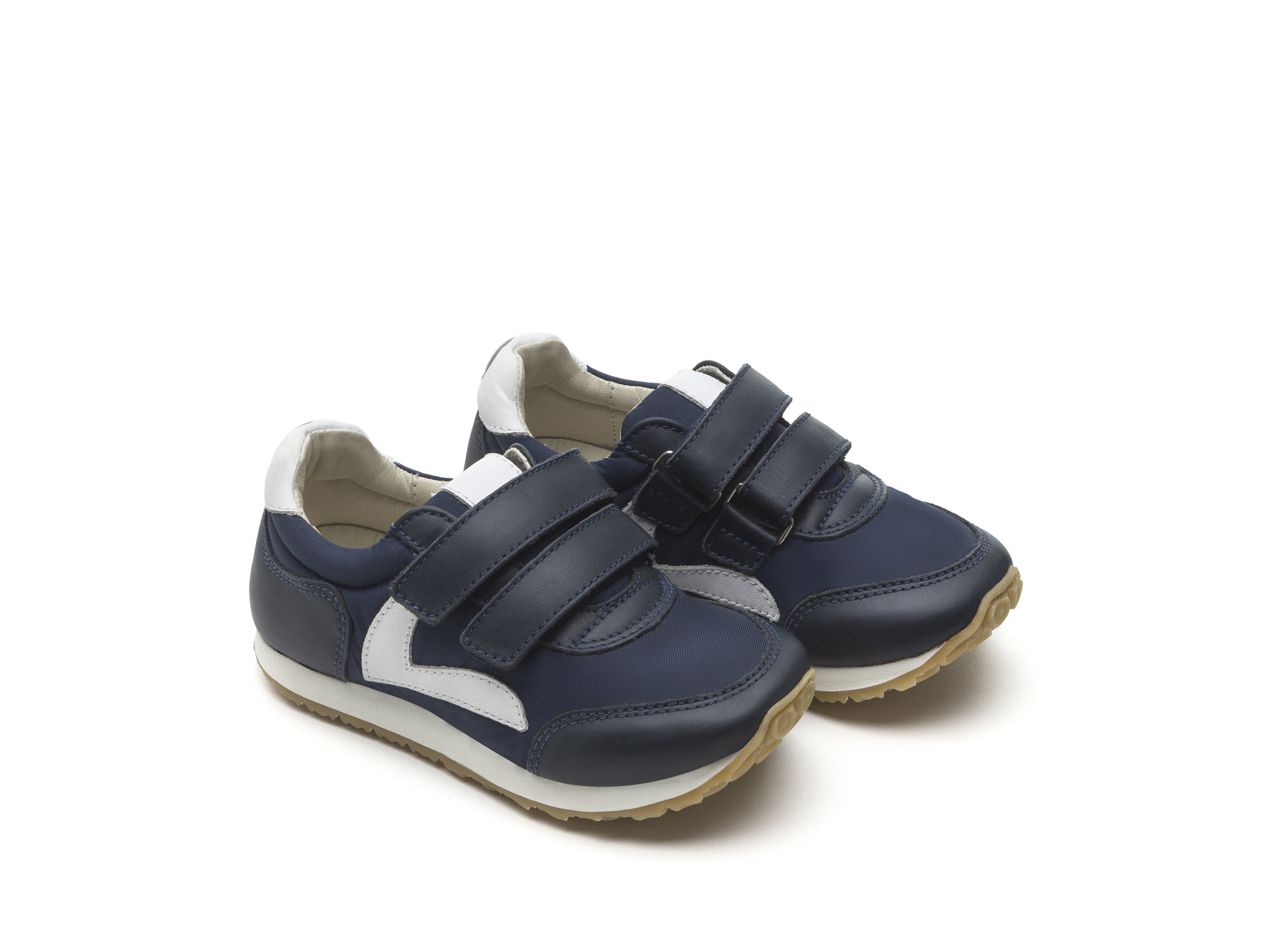 Tênis Little Jump Navy Nylon/ Navy Toddler for ages 2 to 4 years - 0