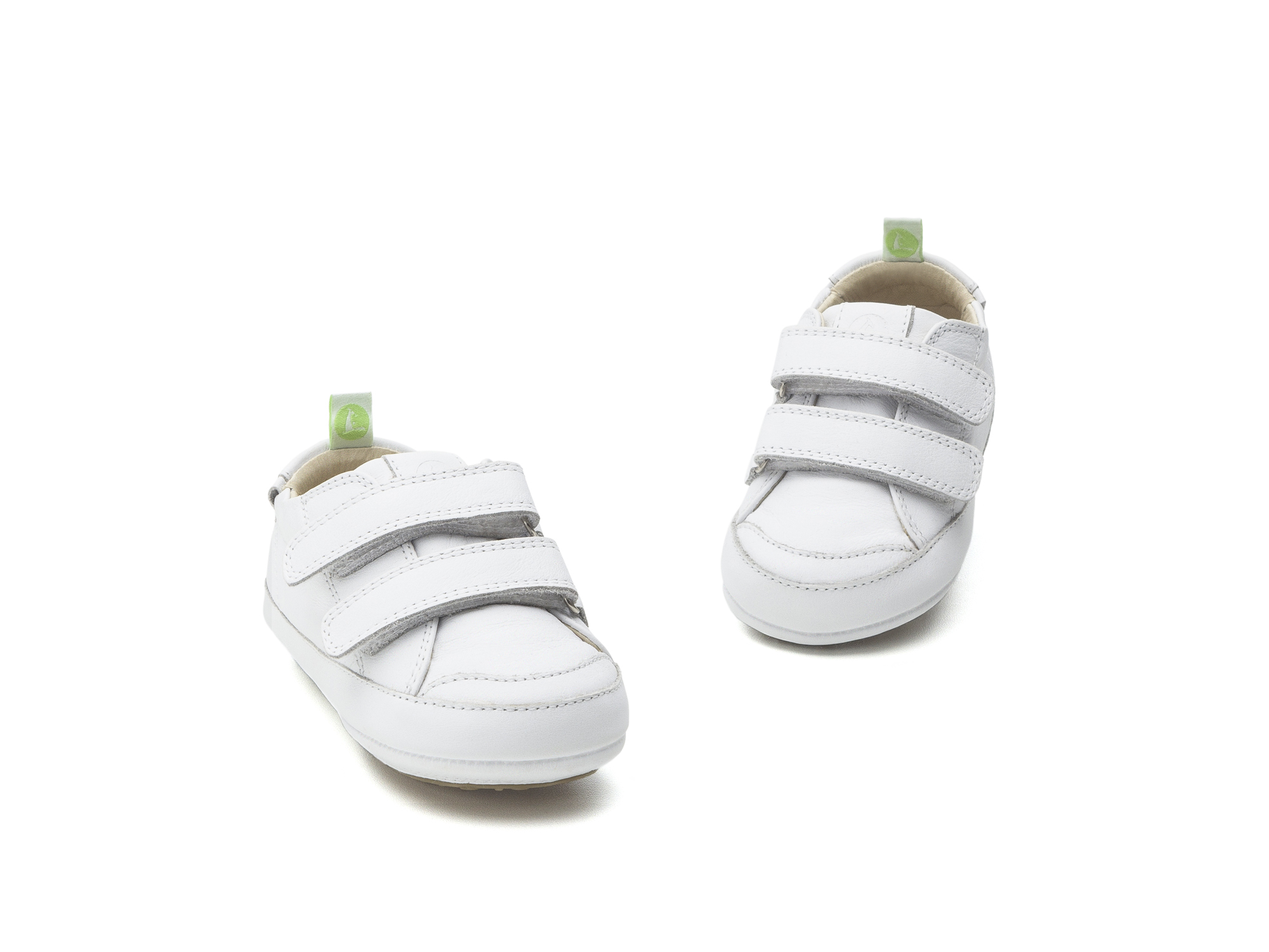 Tênis Bossy White/ White  Baby for ages 0 to 2 years - 2