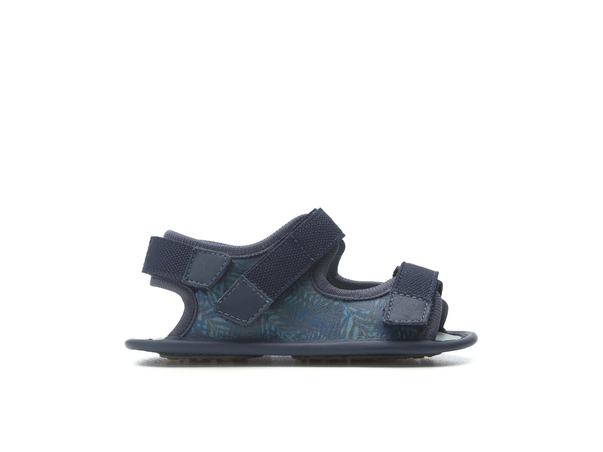 Sandal Boardy Blue Palm/ Rustic Blue Baby for ages 0 to 2 years - 1