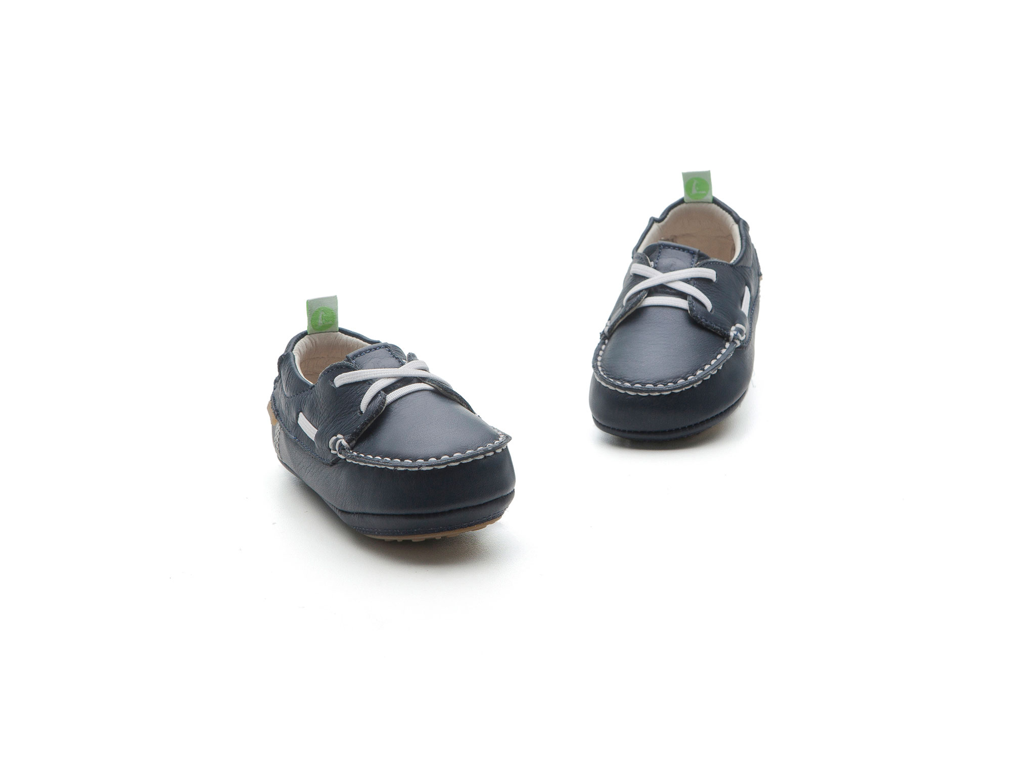 Tênis Boaty Navy  Baby for ages 0 to 2 years - 1