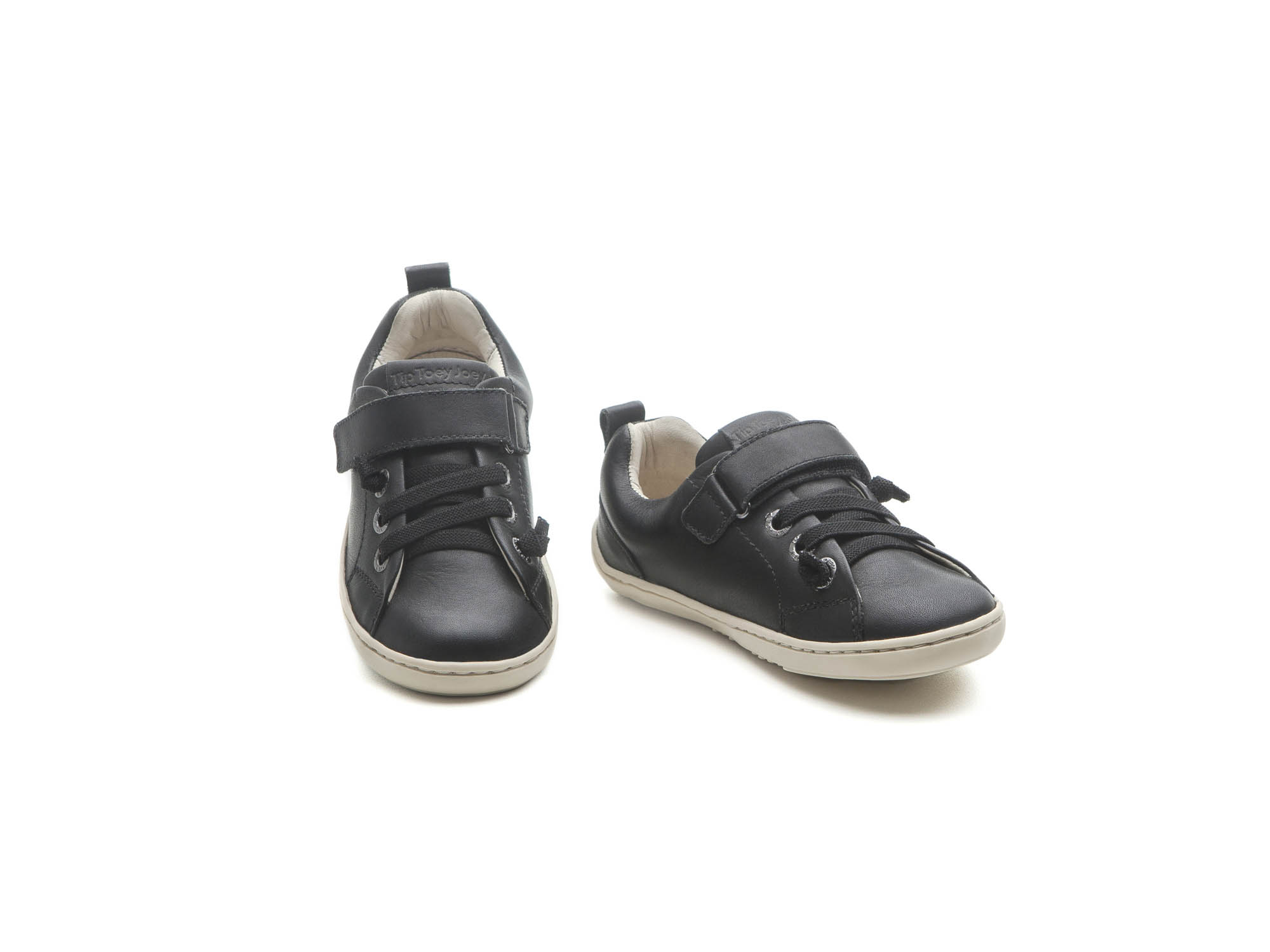 Tênis Little Grao Jet Black/ Jet Black Toddler for ages 2 to 4 years - 1