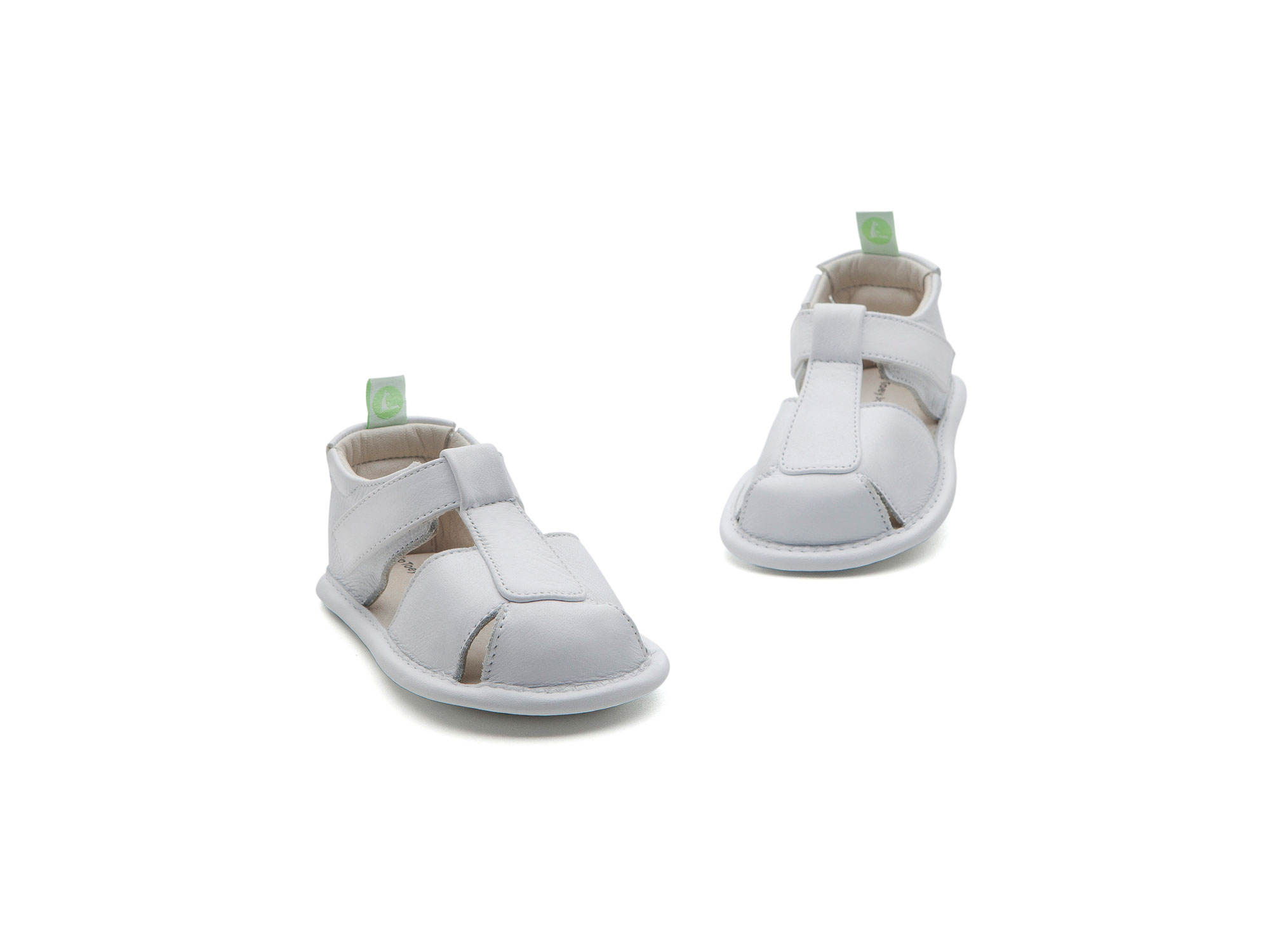Sandal Parky White  Baby for ages 0 to 2 years - 1