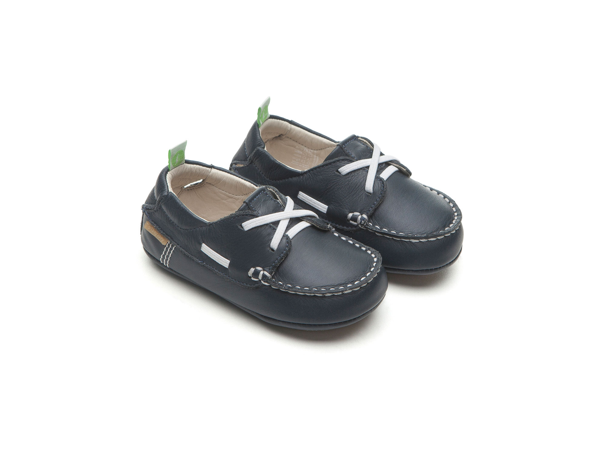 Tênis Boaty Navy  Baby for ages 0 to 2 years - 0