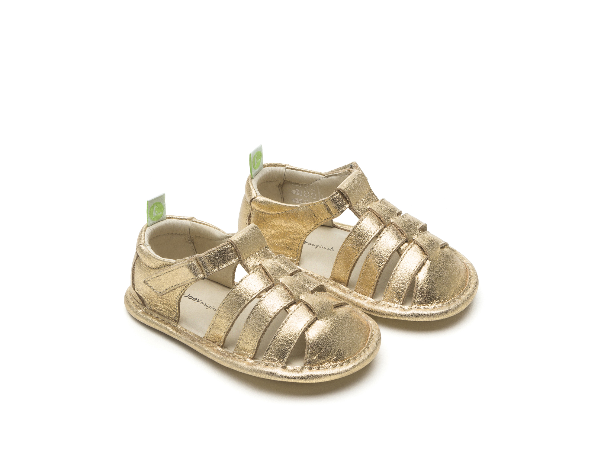 Sandal Minty Golden Shine Baby for ages 0 to 2 years - 0