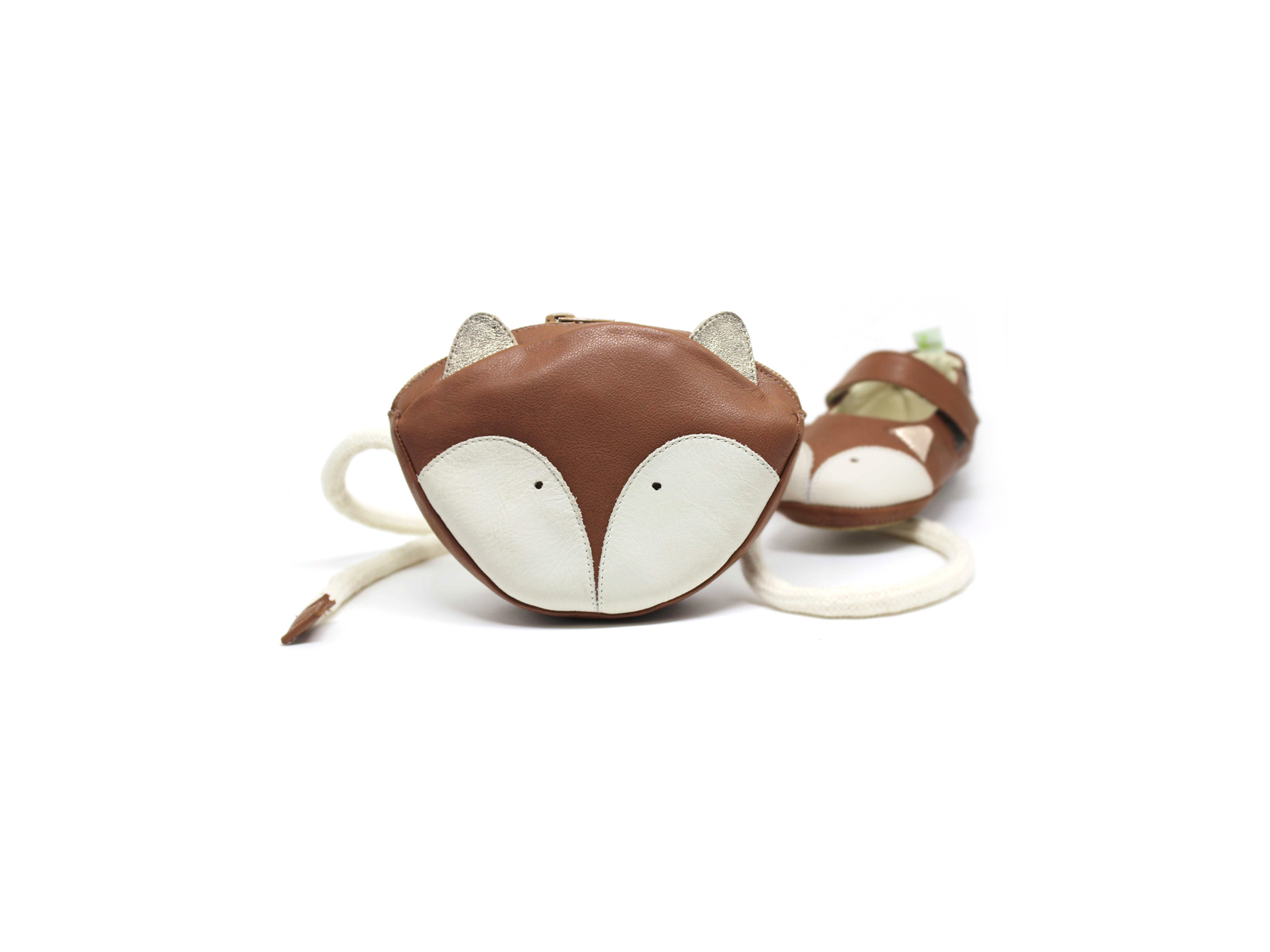 Handbag Bag Fox Burning Wood  Baby for ages 0 to 2 years - 3
