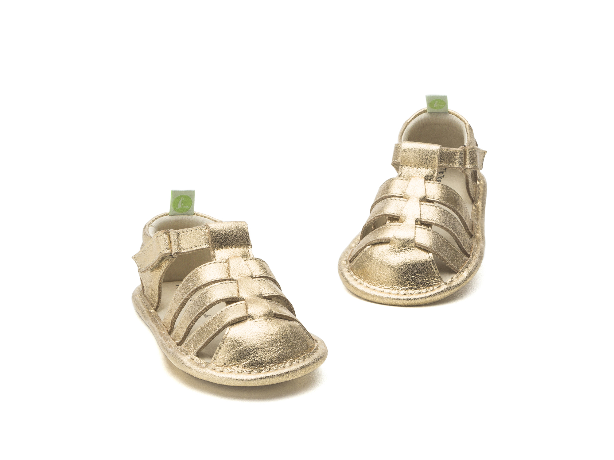 Sandal Minty Golden Shine Baby for ages 0 to 2 years - 2