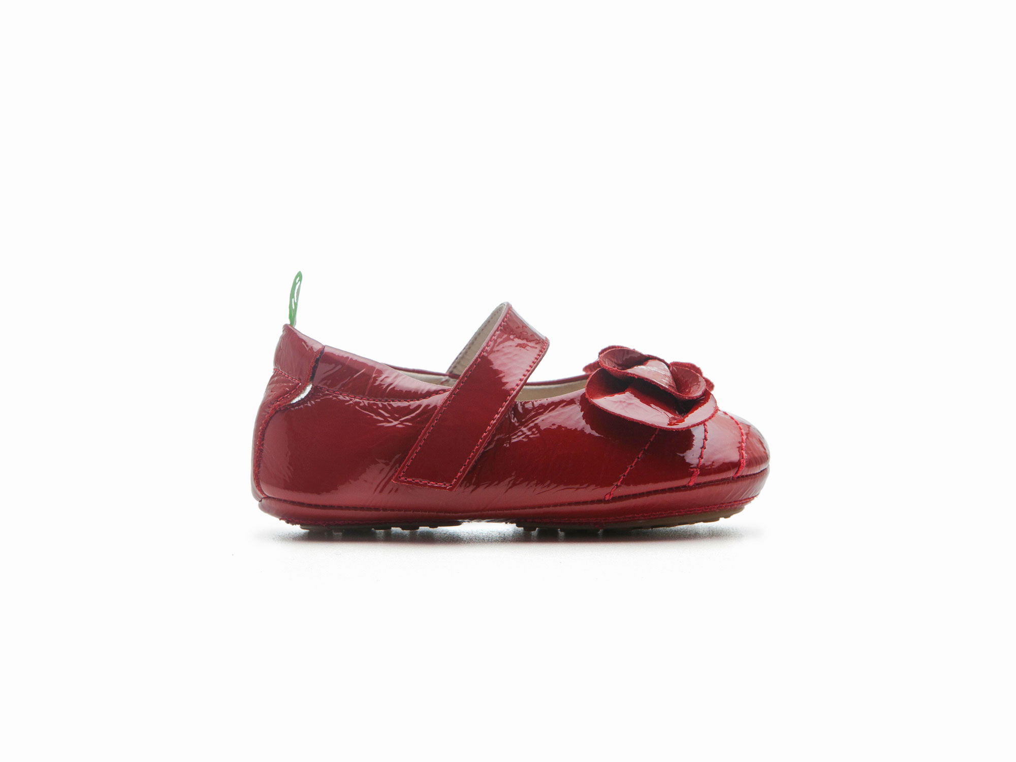 Mary Jane Fancy Patent Red Baby for ages 0 to 2 years - 2