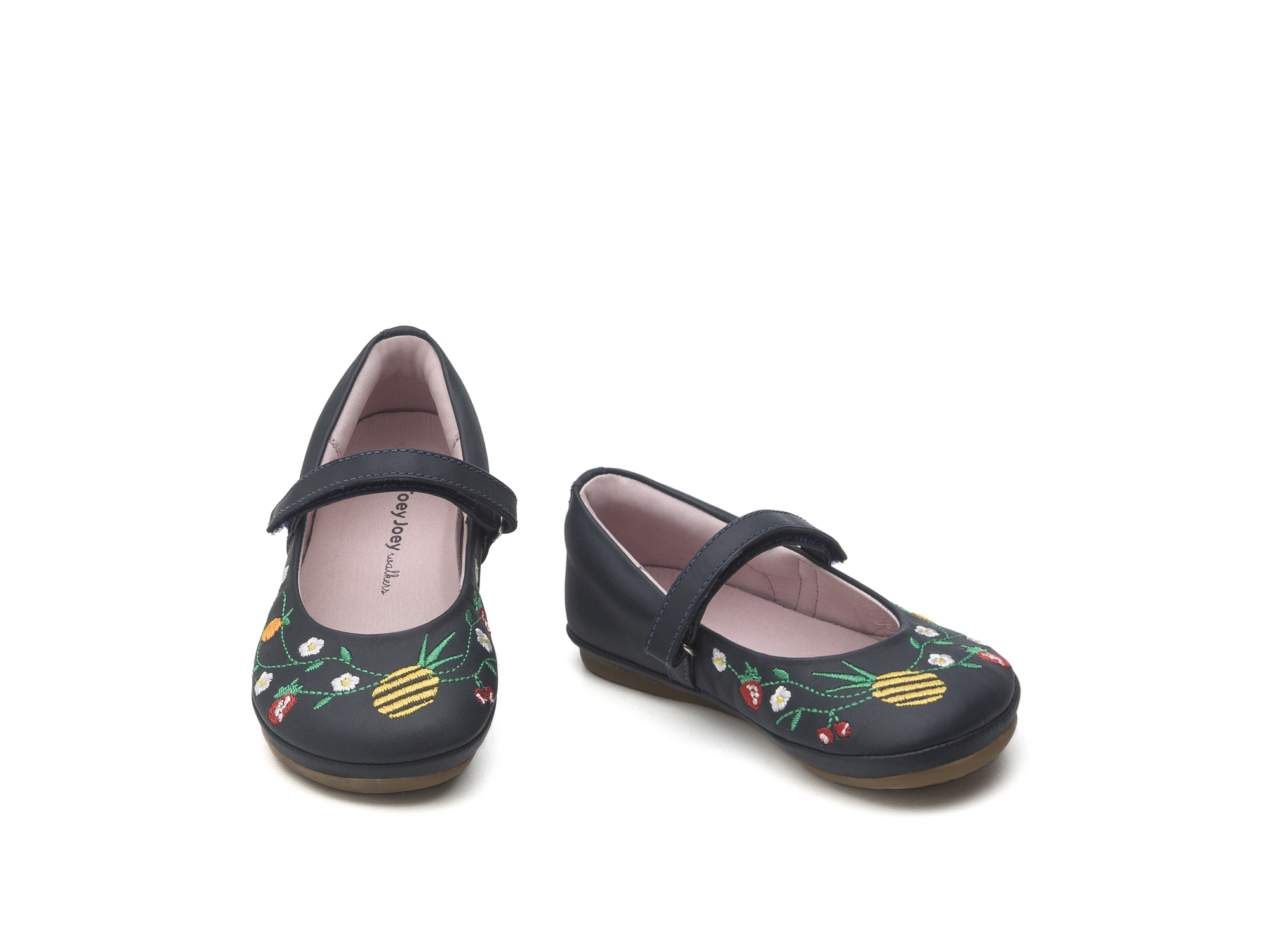 Mary Jane Little Twirl Garden Navy  Toddler for ages 2 to 4 years - 2