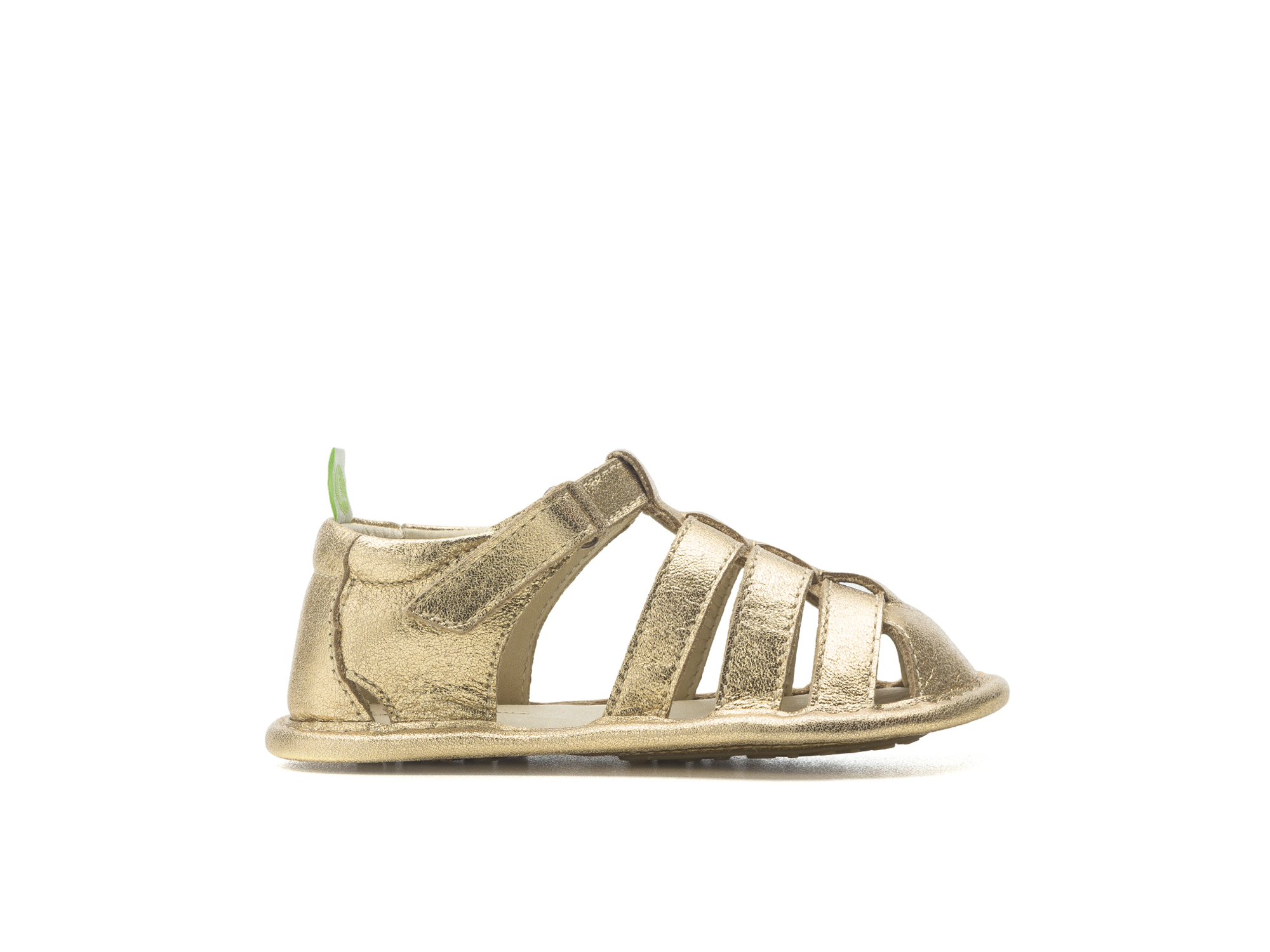 Sandal Minty Golden Shine Baby for ages 0 to 2 years - 1