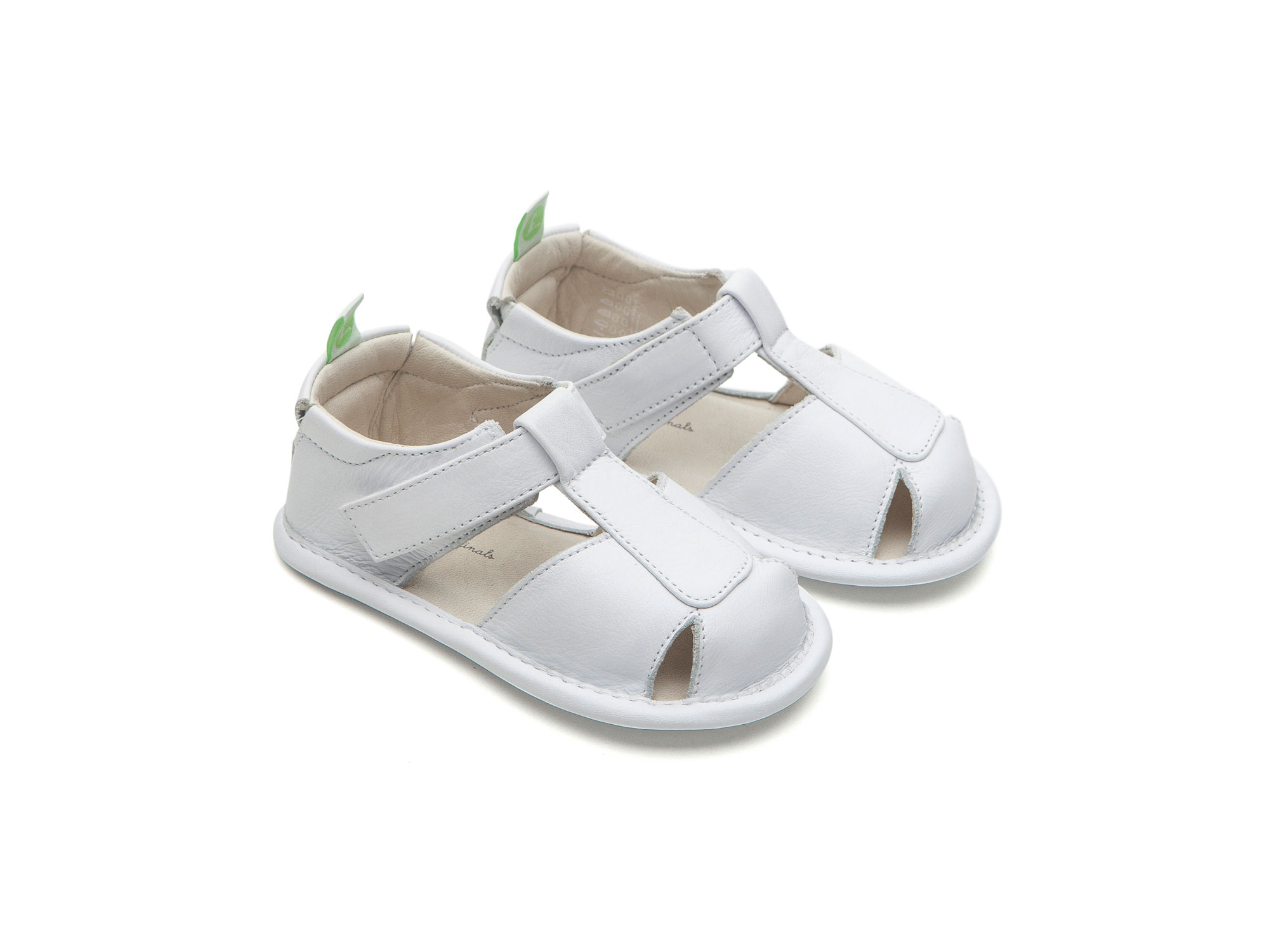 Sandal Parky White  Baby for ages 0 to 2 years - 0