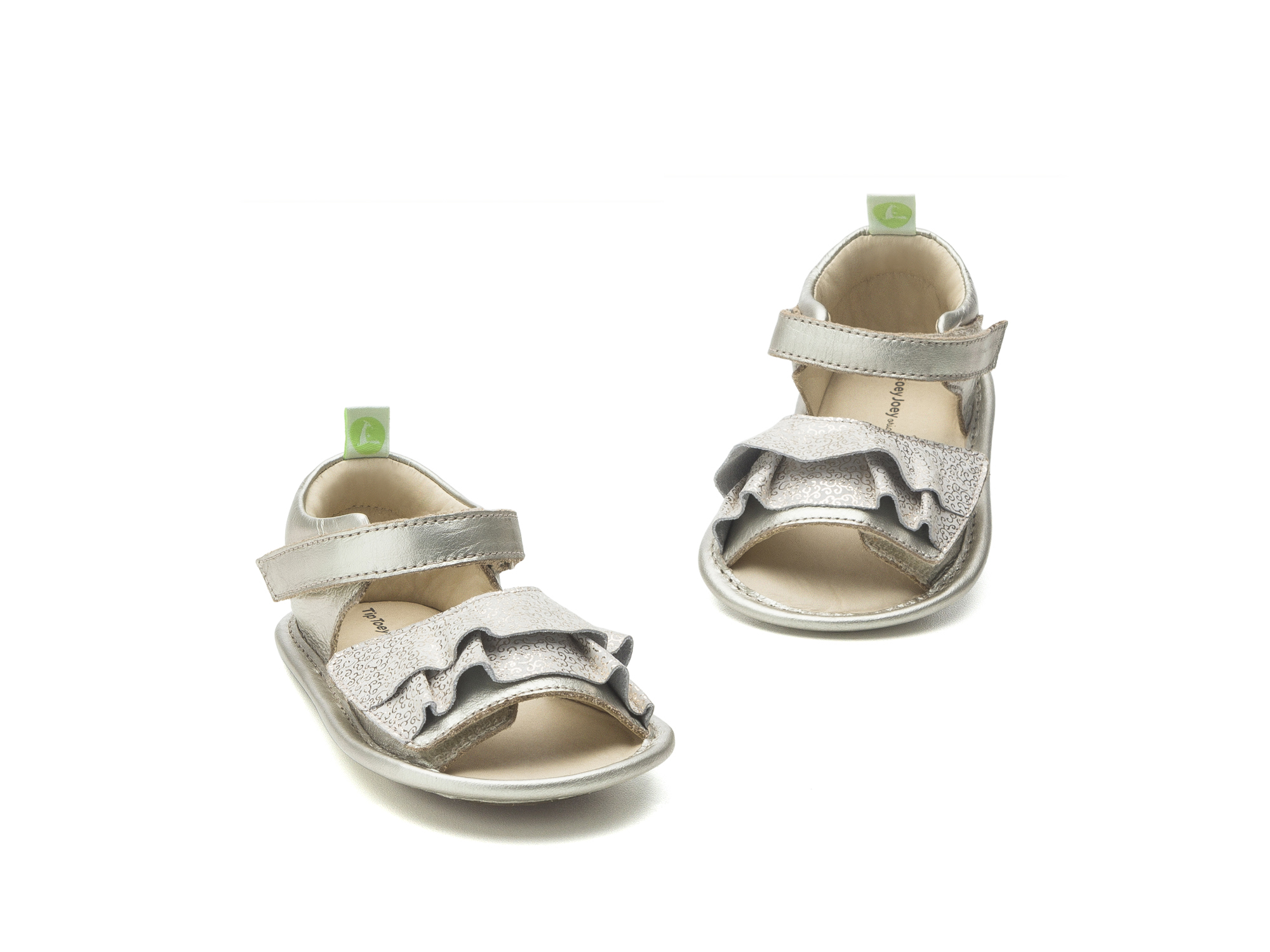 Sandal Windy Whitegold/ Golden Lace Baby for ages 0 to 2 years - 2
