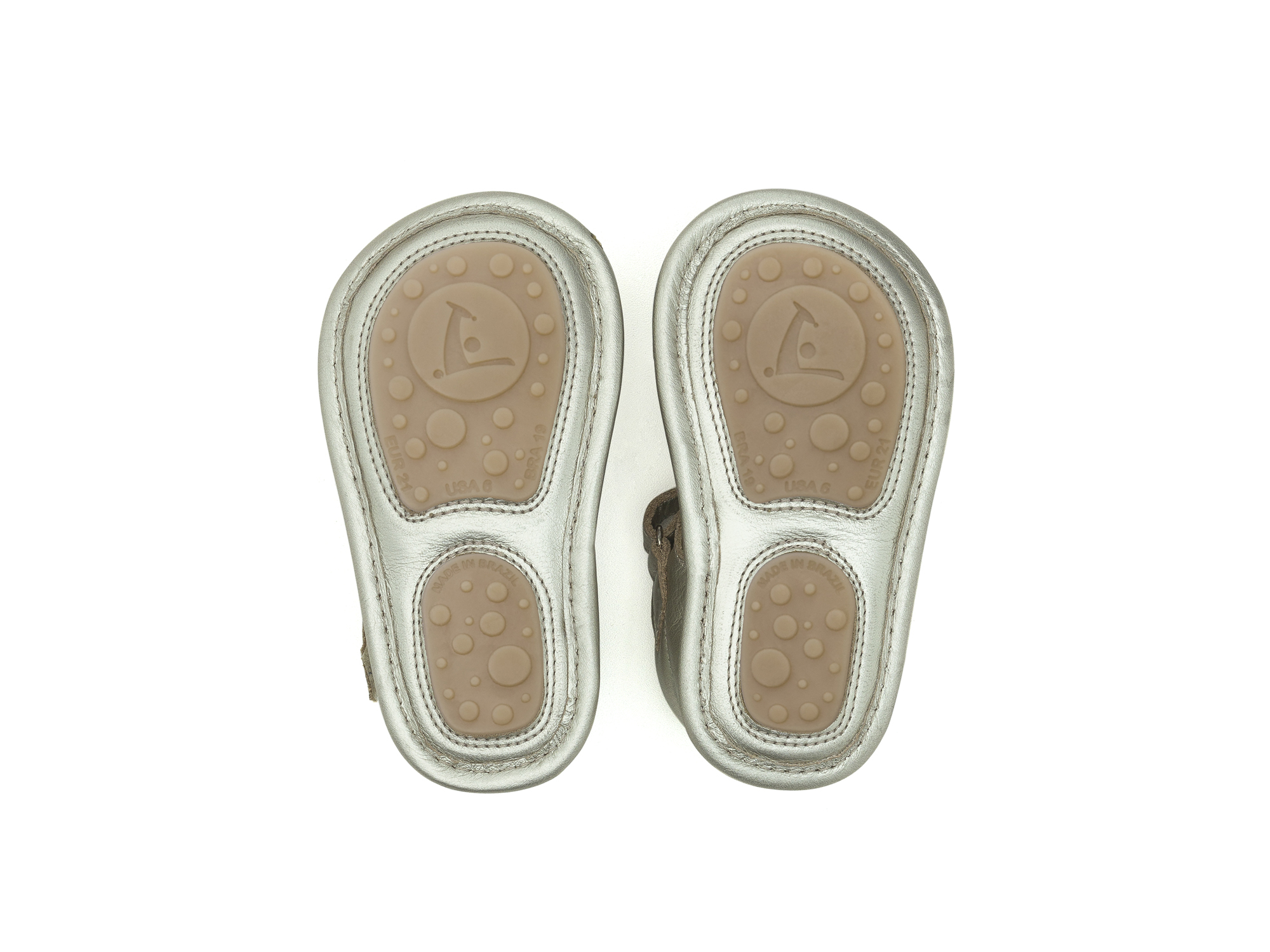 Sandal Windy Whitegold/ Golden Lace Baby for ages 0 to 2 years - 3