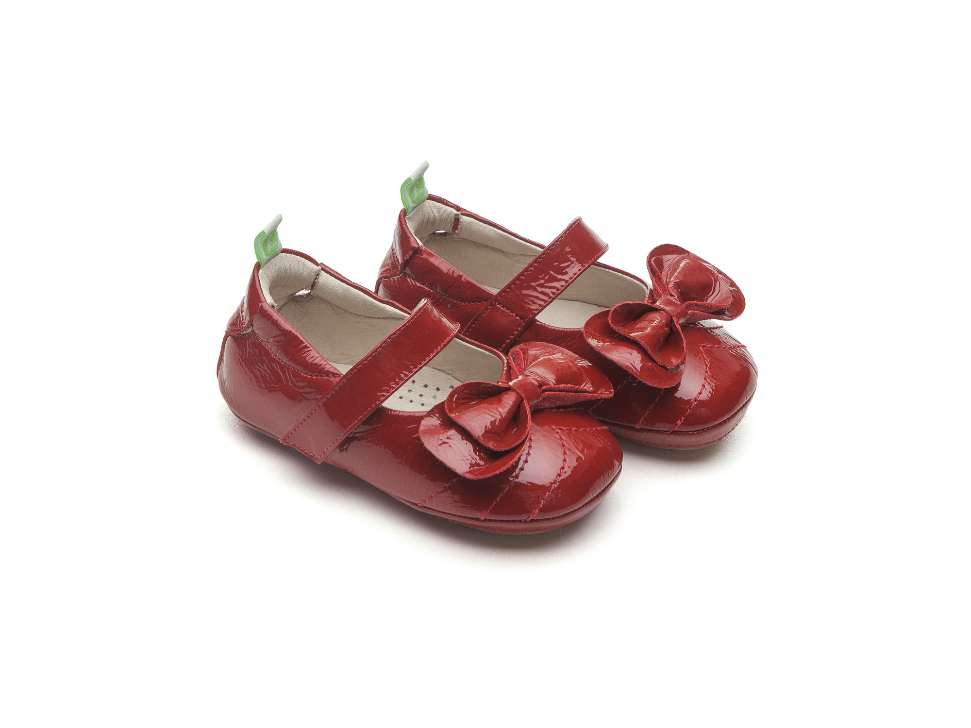 Mary Jane Fancy Patent Red Baby for ages 0 to 2 years - 0