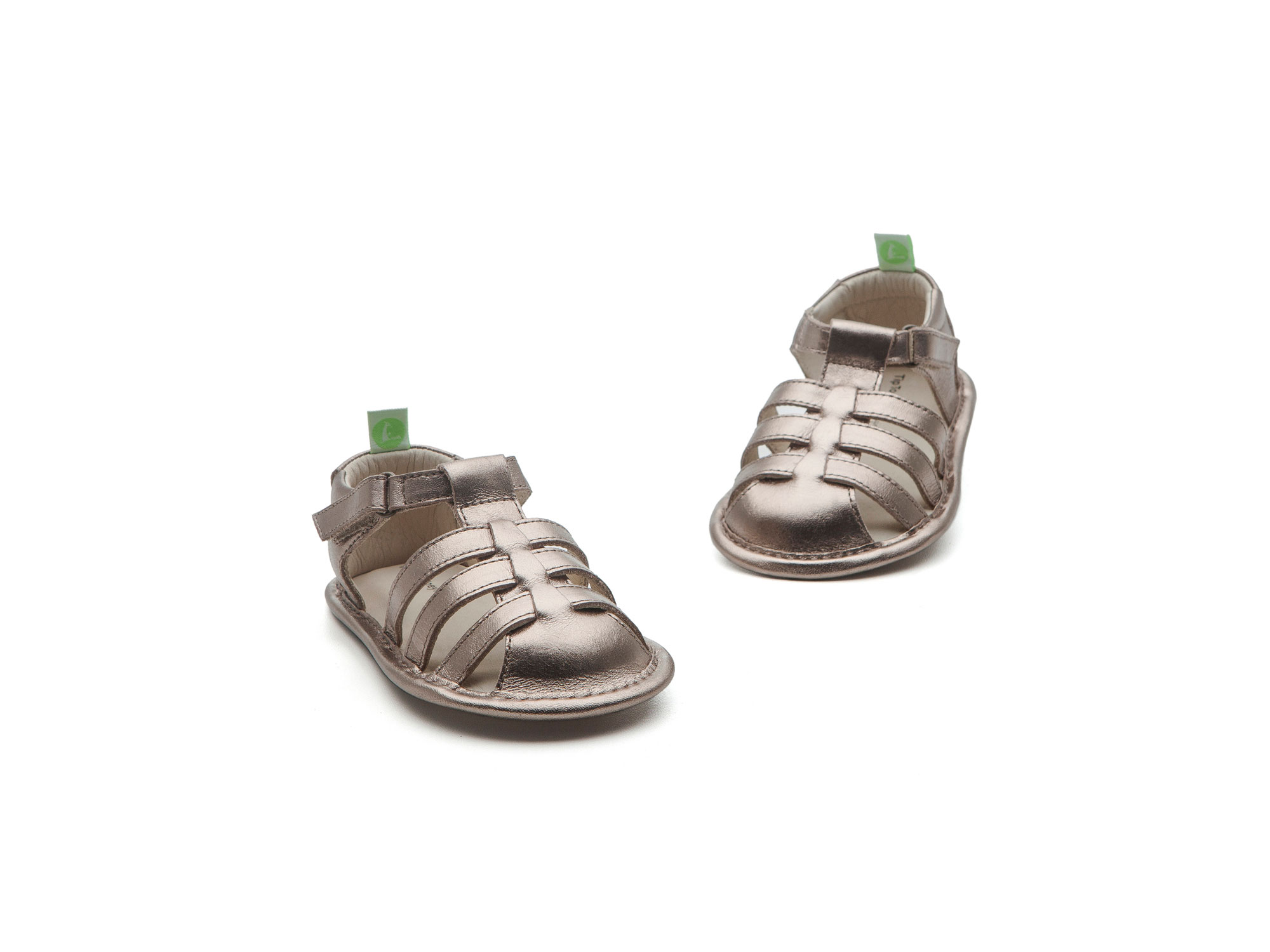 Sandal Minty Gold Sparkle  Baby for ages 0 to 2 years - 1